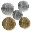 Самоа 2011 набор 5 монет