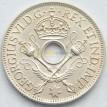 Новая Гвинея 1936 1 шиллинг (серебро)