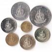 Вануату 1990-2002 набор 7 монет