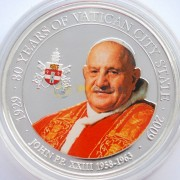 Палау 2009 1 доллар Папа Иоанн XXIII