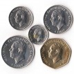 Самоа 2006 набор 5 монет