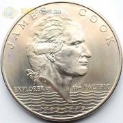 Самоа 1970 1 тала Джеймс Кук