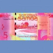 Самоа бона 5 тала 2012