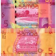 Самоа бона 5 тала 2008