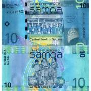 Самоа бона 10 тала 2008