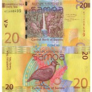 Самоа бона 20 тала 2008