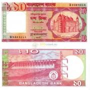 Бангладеш бона 10 так 1982