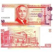 Филиппины бона 50 песо 2013 (193d)