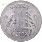 Индия 1995-2004 1 рупия