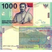 Индонезия бона (141n) 1000 рупий 2016