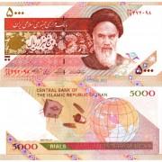 Иран бона (150) 5000 риалов 2009