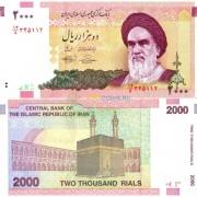 Иран бона (144d) 2000 риалов 2005