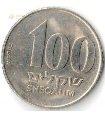 Израиль 1984-1985 100 шекелей Ханука