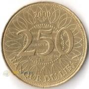 Ливан 1995-2003 250 ливров