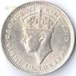 Малайя 1939 10 центов