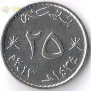 Оман 2010-2013 25 байз