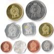 Шри-Ланка 1975-2014 набор 9 монет