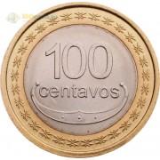 Восточный Тимор 2012 100 сентаво Вождь