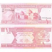Афганистан бона 1 афгани 2002