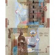 Кувейт бона 1/4 динара 2014