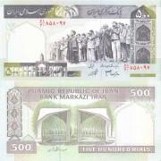 Иран бона 500 риалов 2003