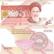 Иран бона 5000 риалов 2013