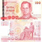 Таиланд бона 100 бат 2004