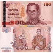 Таиланд бона 100 бат 2012
