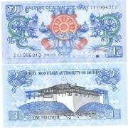 Бутан бона 1 нгултрум 2013