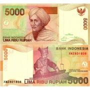 Индонезия бона 5000 рупий 2016