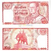 Таиланд бона 100 бат 1978