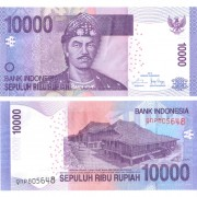 Индонезия бона 10000 рупий 2015