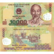Вьетнам бона 10000 донг 2006-2014