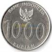 Индонезия 2010 1000 рупий Анклунг
