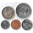 Малайзия 1989-2011 набор 5 монет