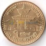 Непал 2005 1 рупия Архитектура