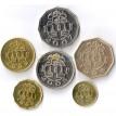 Макао 1992-2007 набор 6 монет