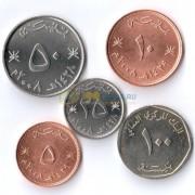 Оман 1984-2010 набор 5 монет