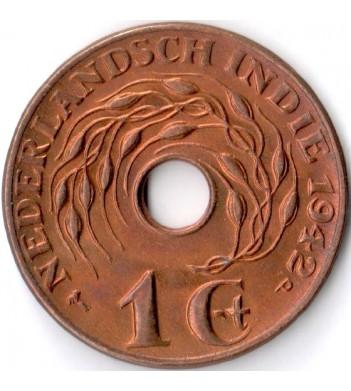 Индия Нидерландская 1937-1945 1 цент