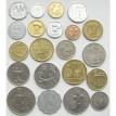 Израиль набор 21 монета