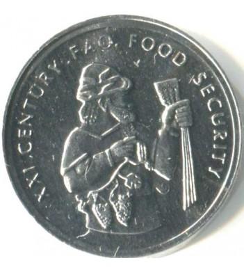 Турция 1999 50000 лир ФАО