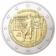 Австрия 2016 2 евро 200 лет Австрийскому национальному банку