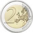 Финляндия 2017 2 евро Природа Финляндии