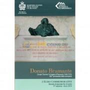 Сан-Марино 2015 2 евро Донато Браманте