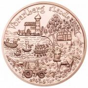 Австрия 2013 10 евро Форарльберг