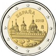 Испания 2013 2 евро Эскориал