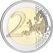 Германия 2018 2 евро Гельмут Шмидт G