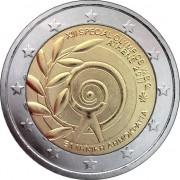 Греция 2011 2 евро Специальные Олимпийские игры