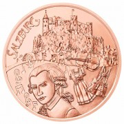 Австрия 2014 10 евро Зальцбург
