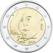 Финляндия 2014 2 евро Туве Янссон